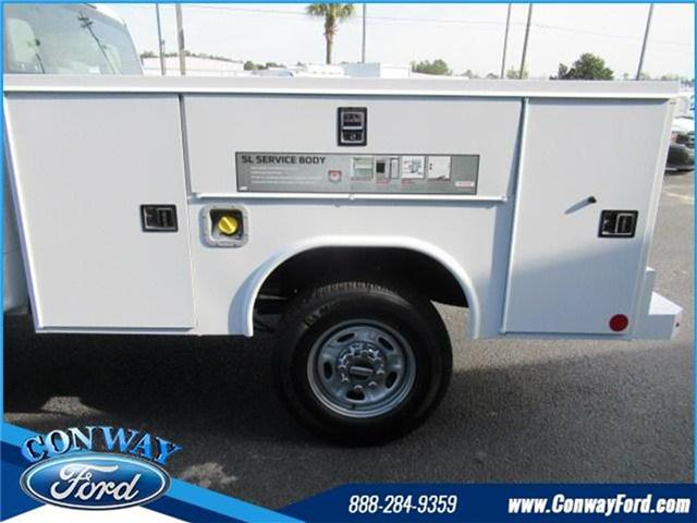 2017 F-250 Super Cab 4x4, Reading Service Body #28297 - photo 10