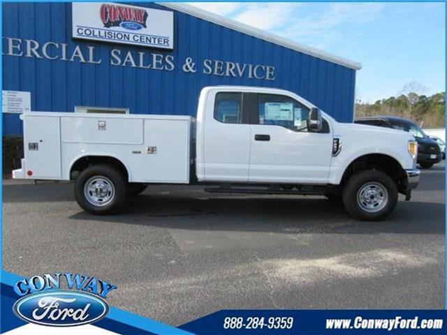 2017 F-250 Super Cab 4x4, Reading Service Body #28297 - photo 3