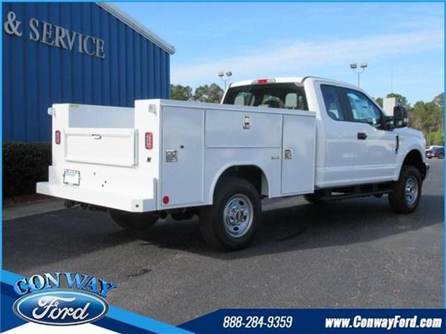 2017 F-250 Super Cab 4x4, Reading Service Body #28297 - photo 2