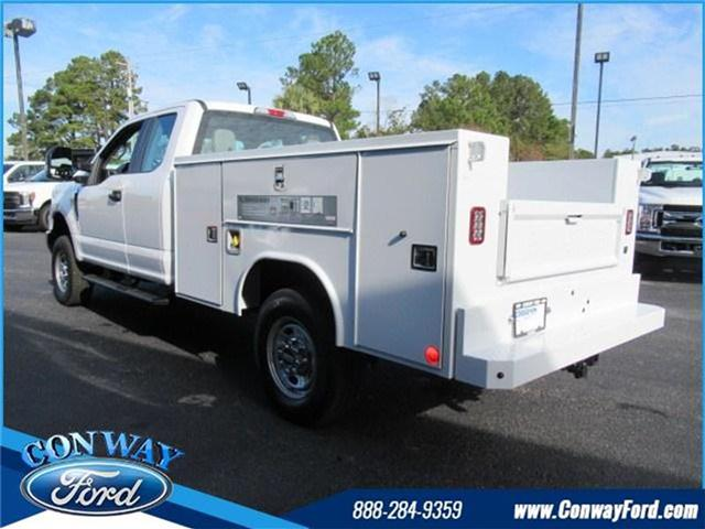 2017 F-250 Super Cab 4x4, Reading Service Body #28297 - photo 5