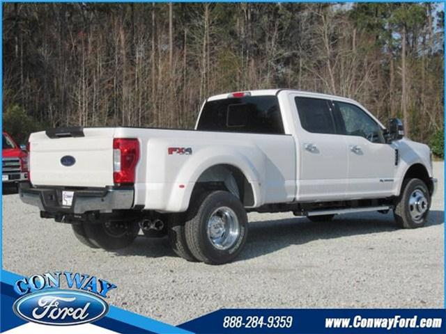 2018 F-350 Crew Cab DRW 4x4, Pickup #28322 - photo 2