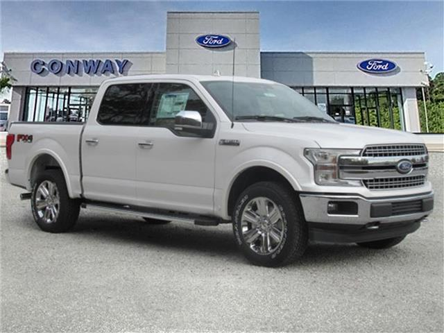 2018 F-150 Crew Cab 4x4, Pickup #28328 - photo 1