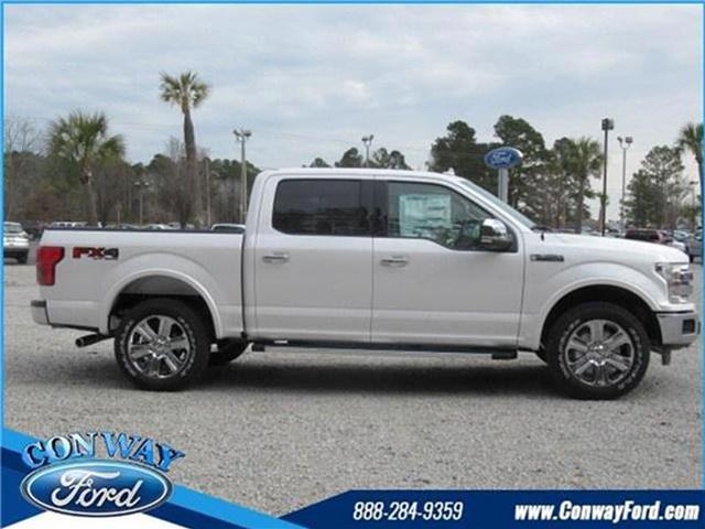 2018 F-150 Crew Cab 4x4, Pickup #28328 - photo 34