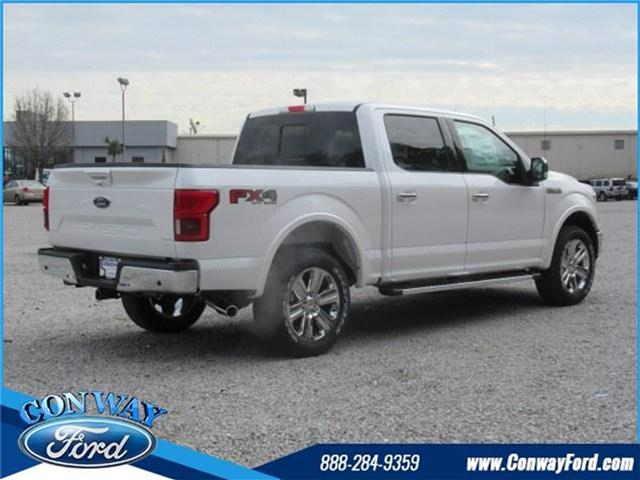 2018 F-150 Crew Cab 4x4, Pickup #28328 - photo 2