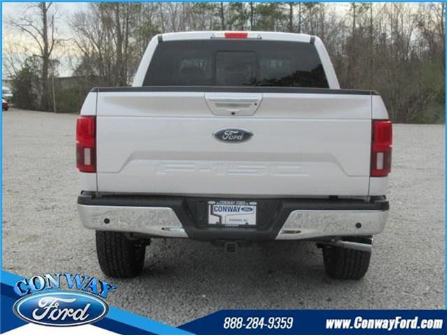 2018 F-150 Crew Cab 4x4, Pickup #28328 - photo 4