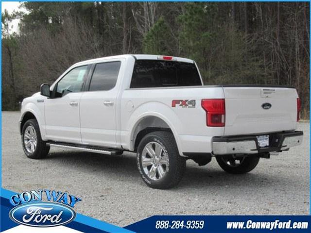 2018 F-150 Crew Cab 4x4, Pickup #28328 - photo 5