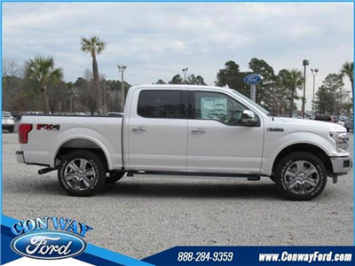 2018 F-150 Crew Cab 4x4, Pickup #28328 - photo 3