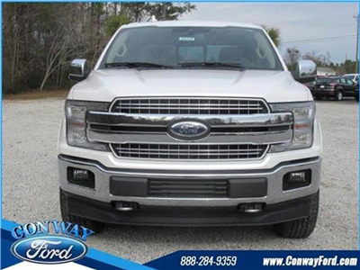 2018 F-150 Crew Cab 4x4, Pickup #28328 - photo 39