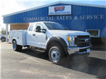 2017 F-450 Super Cab DRW 4x4, Reading Service Body #28337 - photo 1