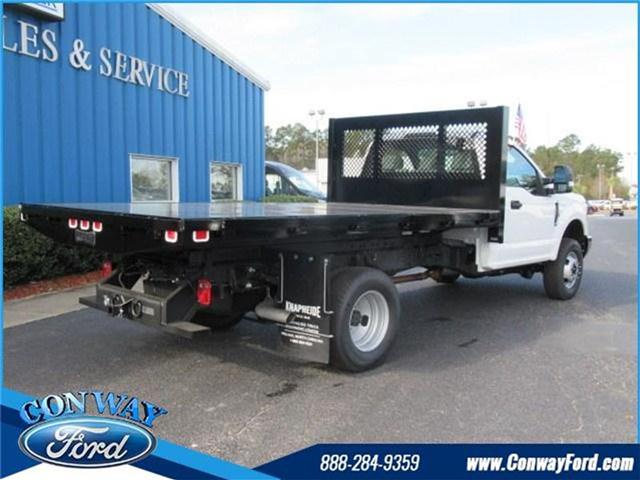 2017 F-350 Regular Cab DRW 4x4, Knapheide Heavy-Hauler Junior Platform Body #28338 - photo 2