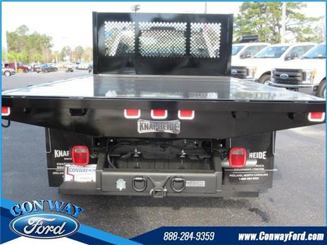 2017 F-350 Regular Cab DRW 4x4, Knapheide Heavy-Hauler Junior Platform Body #28338 - photo 5