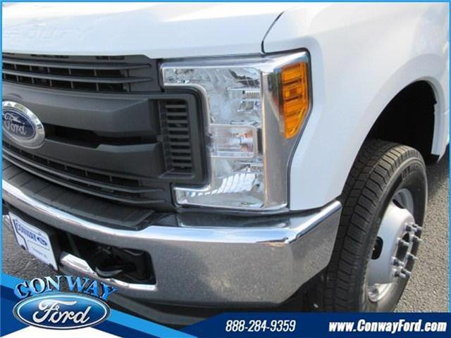 2017 F-350 Regular Cab DRW 4x4, Knapheide Heavy-Hauler Junior Platform Body #28338 - photo 8