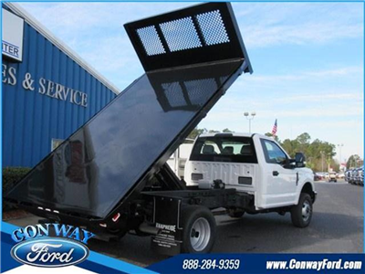 2017 F-350 Regular Cab DRW 4x4, Knapheide Heavy-Hauler Junior Platform Body #28338 - photo 11