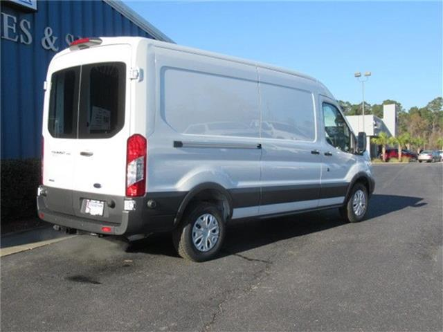 2018 Transit 250 Med Roof 4x2,  Empty Cargo Van #28355 - photo 4