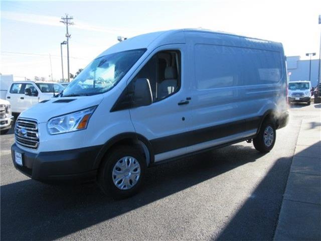 2018 Transit 250 Med Roof 4x2,  Empty Cargo Van #28355 - photo 6