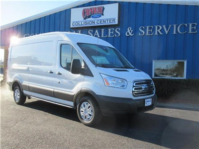 2018 Transit 250 Med Roof, Cargo Van #28355 - photo 1
