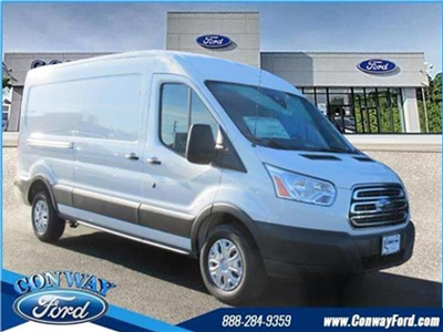 2018 Transit 250 Med Roof, Cargo Van #28355 - photo 31