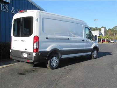 2018 Transit 250 Med Roof, Cargo Van #28355 - photo 4