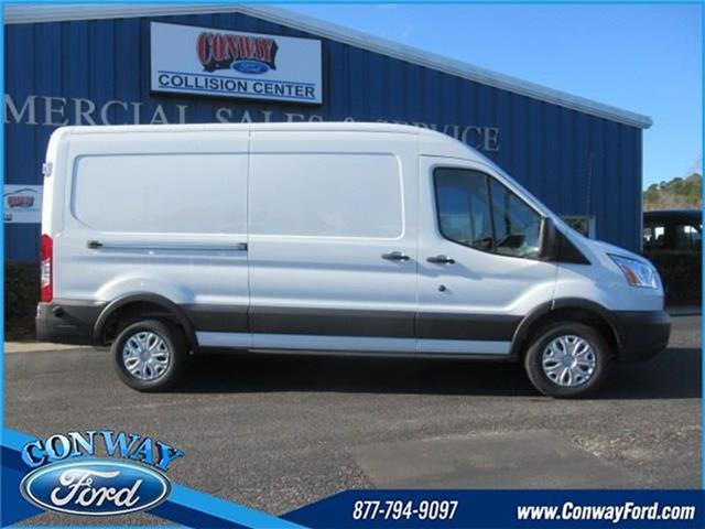 2018 Transit 250 Med Roof 4x2,  Empty Cargo Van #28372 - photo 3