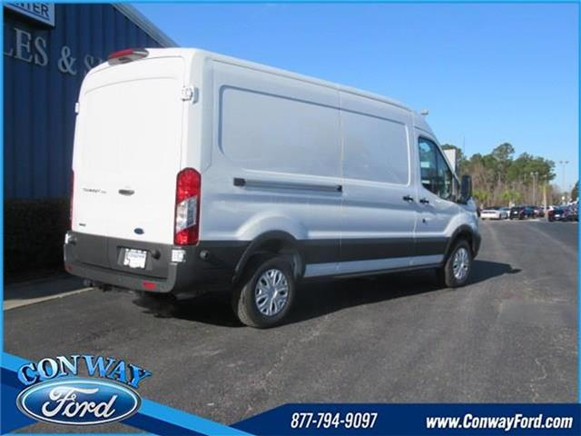 2018 Transit 250 Med Roof 4x2,  Empty Cargo Van #28372 - photo 4