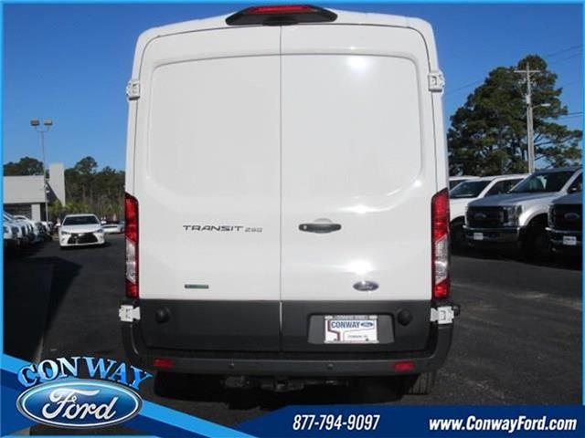 2018 Transit 250 Med Roof 4x2,  Empty Cargo Van #28372 - photo 5