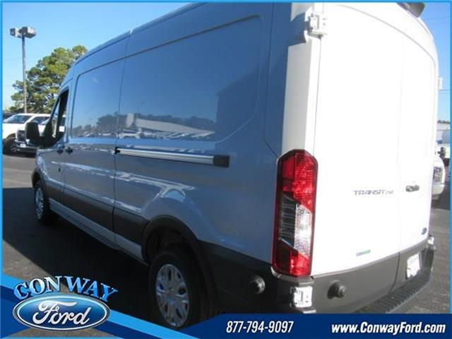 2018 Transit 250 Med Roof 4x2,  Empty Cargo Van #28372 - photo 6