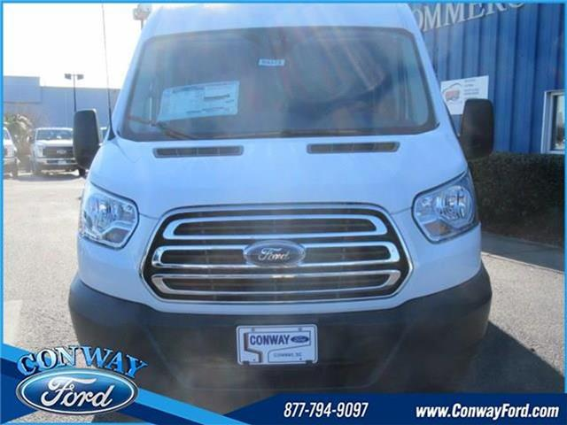 2018 Transit 250 Med Roof, Cargo Van #28372 - photo 8