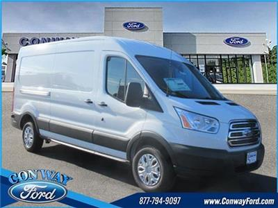 2018 Transit 250 Med Roof 4x2,  Empty Cargo Van #28372 - photo 1