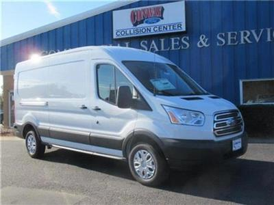 2018 Transit 250 Med Roof 4x2,  Empty Cargo Van #28372 - photo 32
