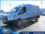 2018 Transit 250 Med Roof 4x2,  Empty Cargo Van #28372 - photo 7
