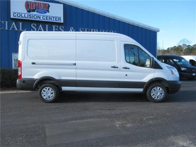 2018 Transit 250 Med Roof, Cargo Van #28373 - photo 3