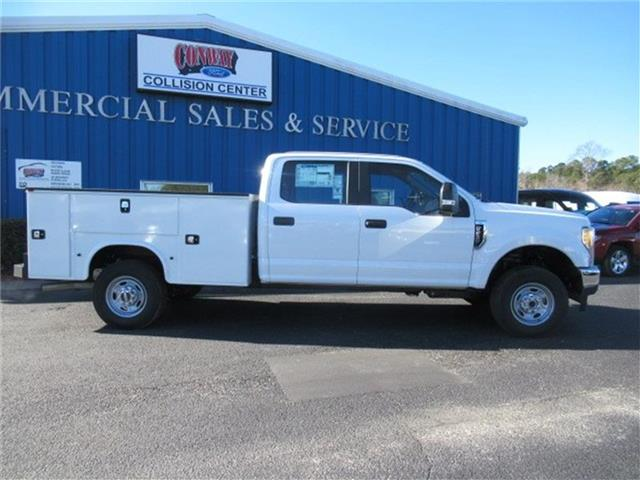 2017 F-250 Crew Cab 4x4, Knapheide Service Body #28411 - photo 3