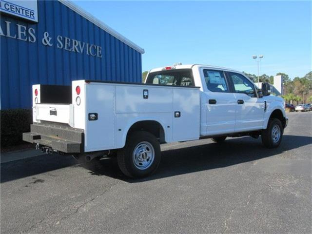 2017 F-250 Crew Cab 4x4, Knapheide Service Body #28411 - photo 2