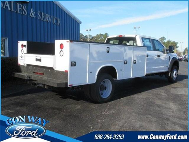 2017 F-450 Crew Cab DRW 4x4, Knapheide Service Body #28412 - photo 2