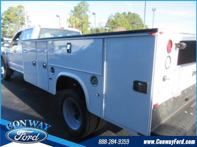 2017 F-450 Crew Cab DRW 4x4, Knapheide Service Body #28412 - photo 5
