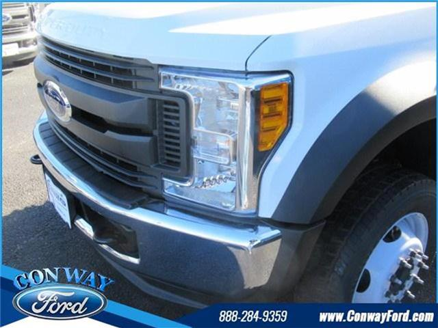 2017 F-450 Crew Cab DRW 4x4, Knapheide Service Body #28412 - photo 8