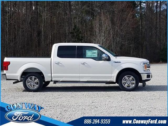 2018 F-150 SuperCrew Cab, Pickup #28465 - photo 3