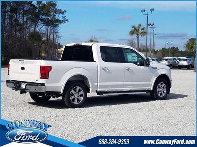 2018 F-150 SuperCrew Cab, Pickup #28465 - photo 2