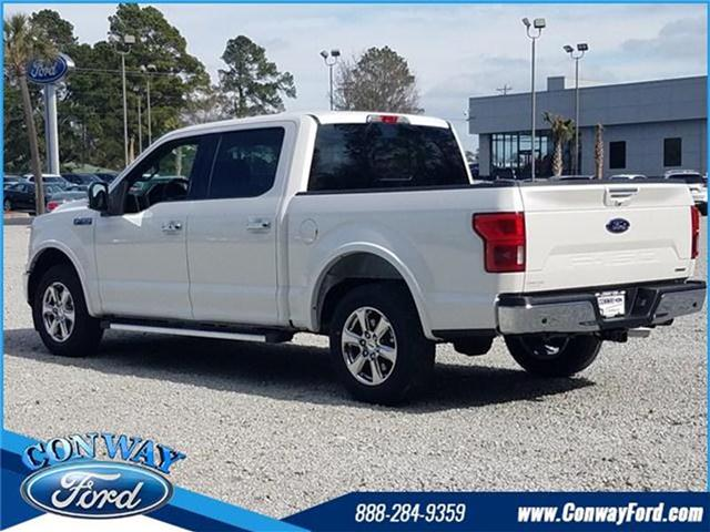 2018 F-150 SuperCrew Cab, Pickup #28465 - photo 5