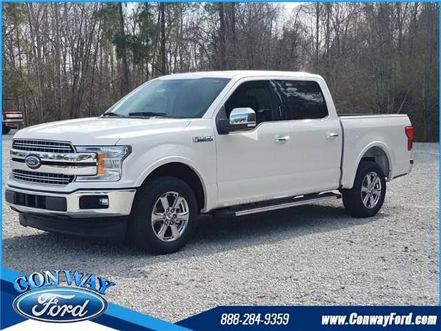 2018 F-150 SuperCrew Cab, Pickup #28465 - photo 6
