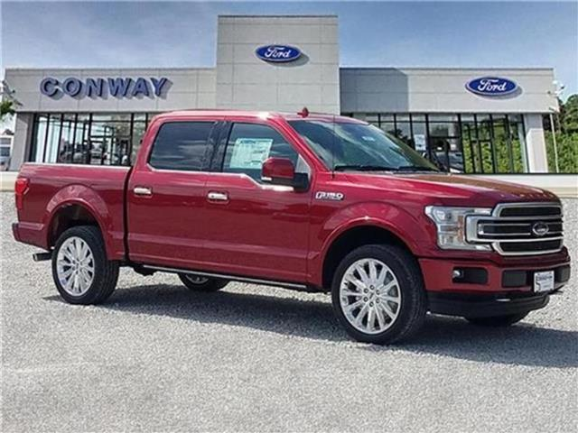 2018 F-150 SuperCrew Cab 4x4, Pickup #28607 - photo 32