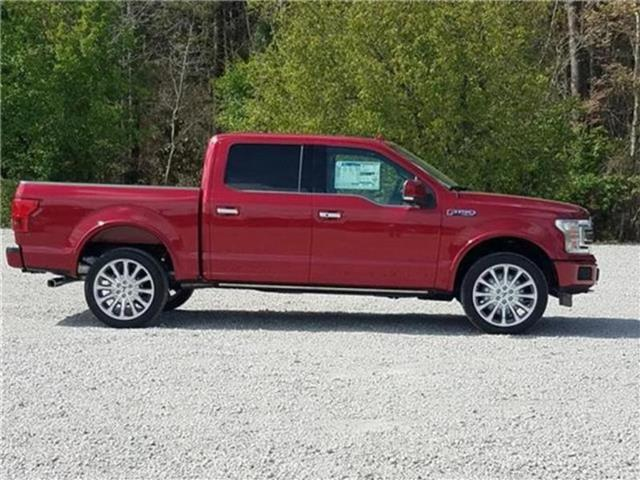 2018 F-150 SuperCrew Cab 4x4, Pickup #28607 - photo 34