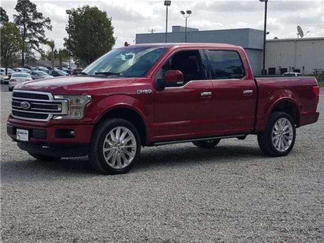 2018 F-150 SuperCrew Cab 4x4, Pickup #28607 - photo 38