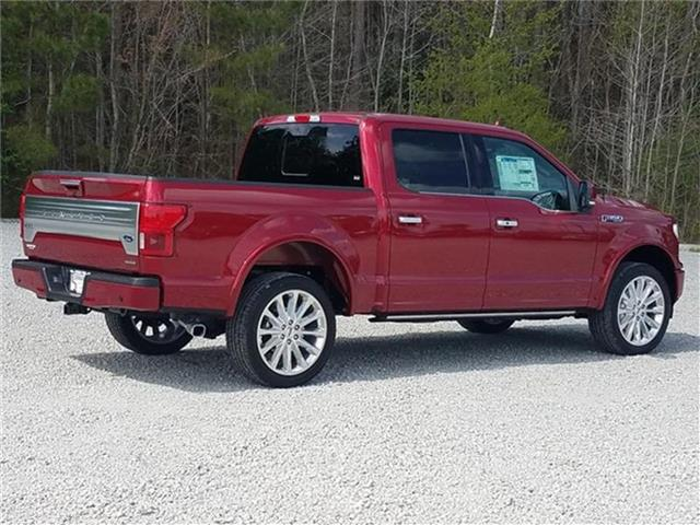 2018 F-150 SuperCrew Cab 4x4, Pickup #28607 - photo 2