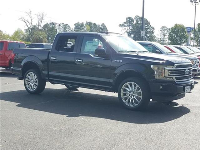 2018 F-150 SuperCrew Cab 4x4, Pickup #28609 - photo 3