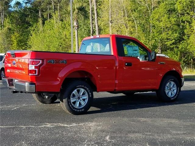 2018 F-150 Regular Cab 4x4,  Pickup #28616 - photo 2