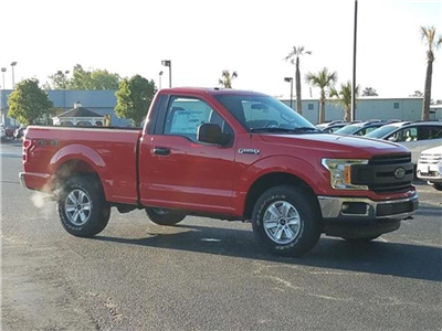 2018 F-150 Regular Cab 4x4,  Pickup #28616 - photo 1