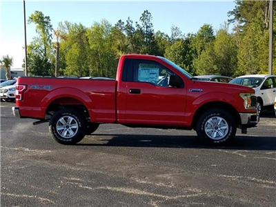 2018 F-150 Regular Cab 4x4,  Pickup #28616 - photo 3