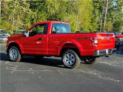 2018 F-150 Regular Cab 4x4,  Pickup #28616 - photo 5