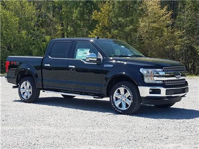 2018 F-150 SuperCrew Cab 4x4, Pickup #28628 - photo 3